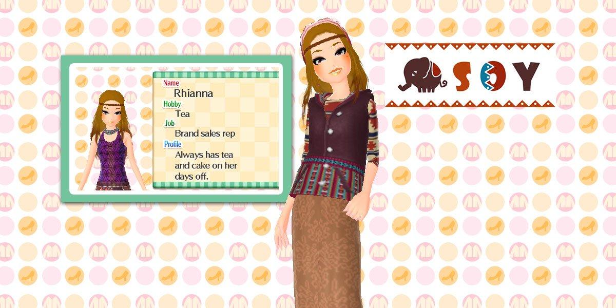 Style Savvy Fashion Forward Image Gallery Play Nintendo