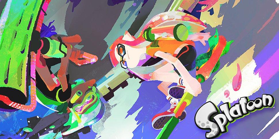 Splatoon Desktop Background Wallpaper 2 Play Nintendo