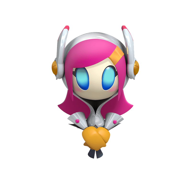 Kirby Planet Robobot Susie