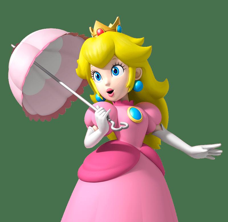 Princess Peach Play Nintendo