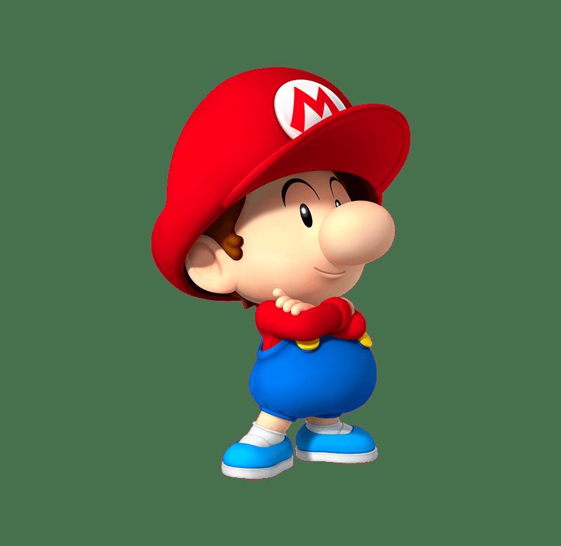 Baby Mario Play Nintendo
