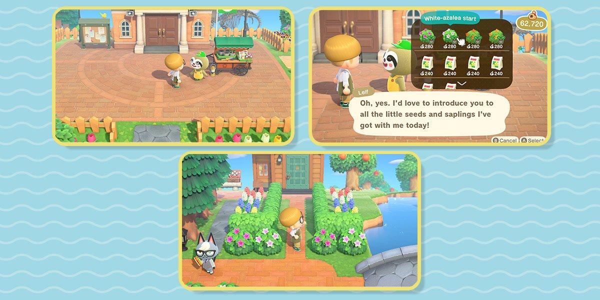 Animal Crossing: New Horizons Seasonal Updates Details ...