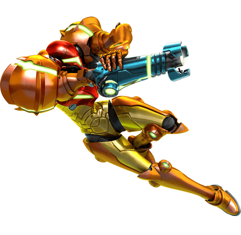Samus Aran - Play Nintendo